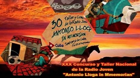 Reconocimientos del XXX Taller y Concurso de la Radio Joven
