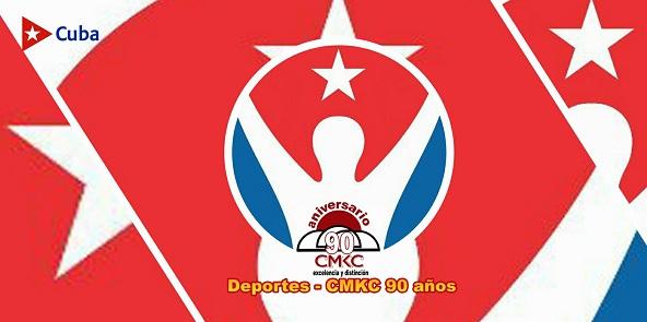Deportes en Cuba, derecho del Pueblo. Imazgen CMKC, Radio Revolución.