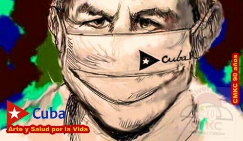 Arte y Salud Pública contra la covid-19 en Santiago de Cuba. CMKC, Radio Revolución.
