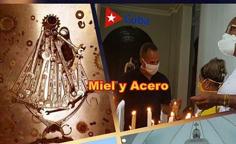 Virgen de la Caridad de El Cobre, Acero y Miel