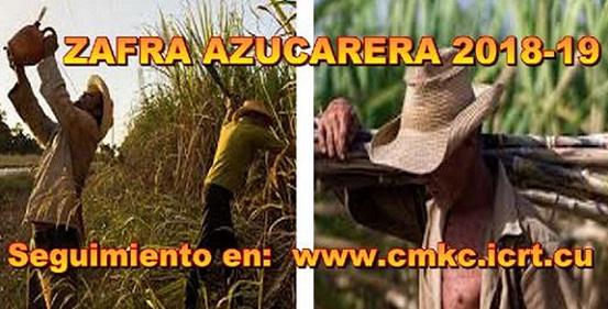 La zafra azucarera en Santiago de Cuba en busca de más rendimientos y eficiencia.