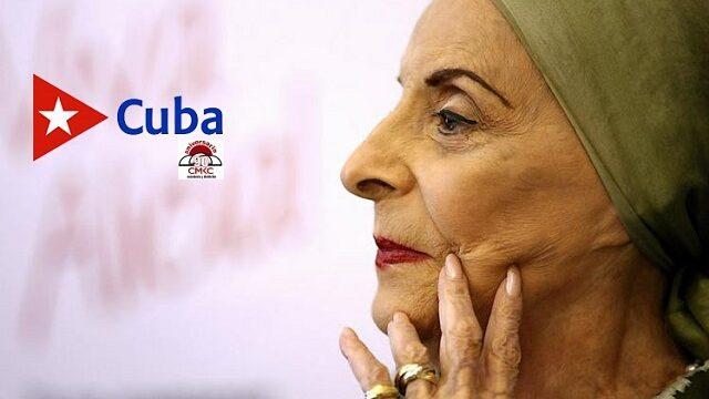 Alicia Alonso, y su legado vivo en Santiago de Cuba.