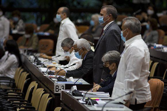 CMKC, En vivo: V Periodo Ordinario de Sesiones de la Asamblea Nacional del Poder Popular