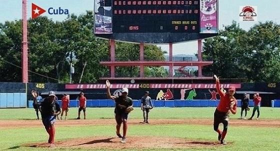 Estadio Guillermón Moncada, cuartel general de ls Avispas de Santiago de Cuba