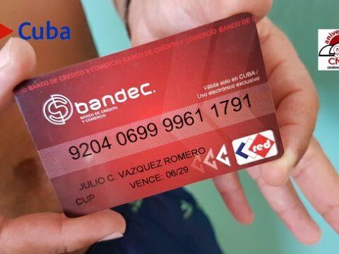 Bandec Santiago de Cuba ante el reordenamiento monetario. Foto: Santiago Romero Chang.