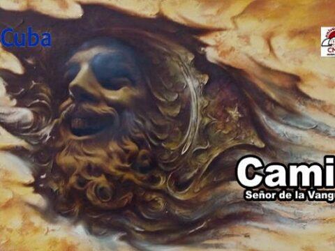 Camilo Cienfuegos, el hombre hecho verso. Edición de Imagen: Santiago Romero Chang.