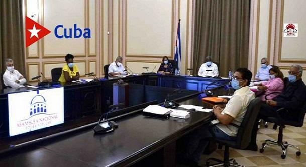 El Consejo de Estado analizó los cuatro proyectos de leyes que se van a someter a la consideración de la Asamblea Nacional del Poder Popular