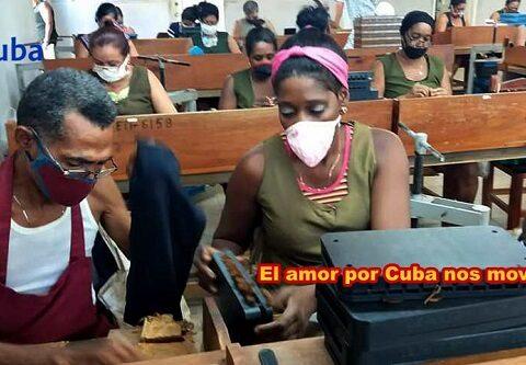 El amor por Cuba nos moviliza