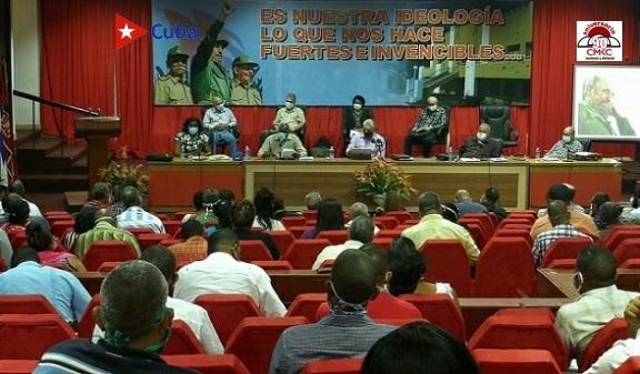 Resumen de la 3era. visita gubernamental a Santiago de Cuba