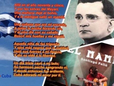 """Estrena CMKC versión 2020 """"El Mambí"""", de Luis Casas Romero, por Santiago Feliú y Frank Fernández"""