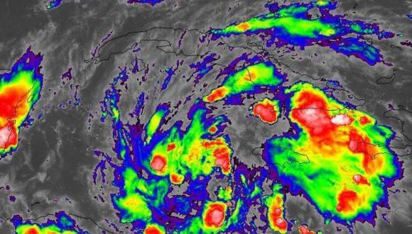Alta probabilidades de intensas lluvias sobre Cuba, confirma Meteorología.
