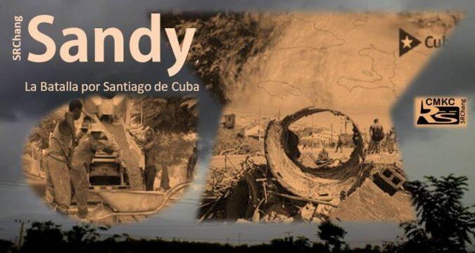 Sandy, El Leñador o La Tormenta Perfecta. Foto: Santiago Romero Chang