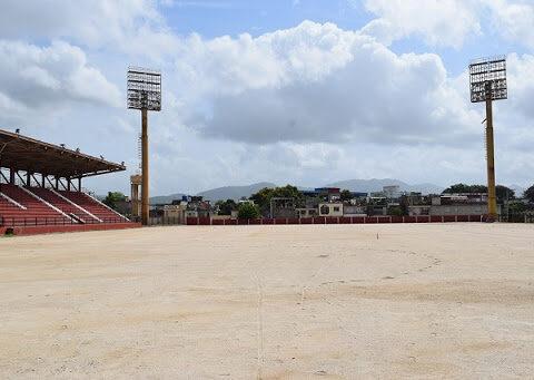Academia de Fútbol Antonio Maceo de Santiago de Cuba. Foto: Sierra Maestra.