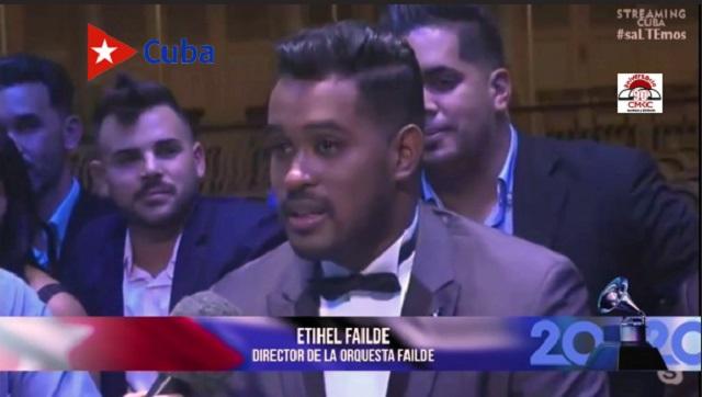 En Vivo: Ganó Grammy Latino 2020 Orquesta Aragón de Cuba