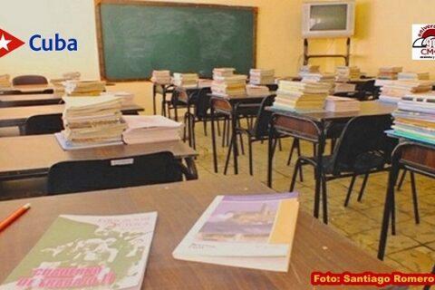 Provoca rebrote de COVID-19 interrupción en docencia en centros de Santiago de Cuba