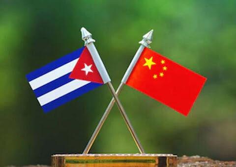 Amistad entre Cuba y China