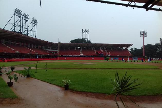 En imágenes, Preludio lleno de lluvias y esperas para el Juego de las Estrellas 2020 en Santiago de Cuba
