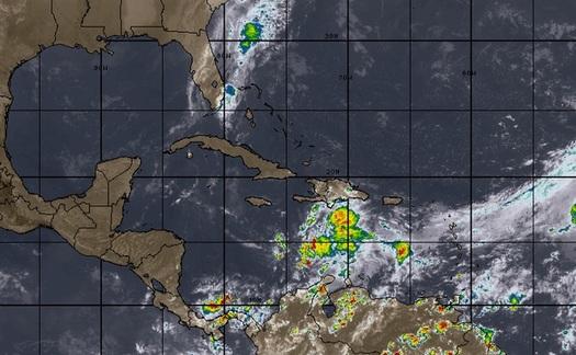 Nueva Depresión Tropical, la número 31, en el Sur Caribe