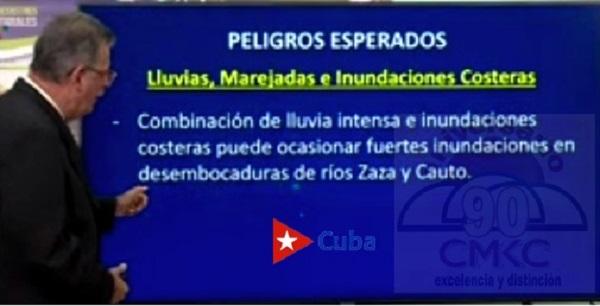 Peligros para Cuba por tormenta Tropical ETA