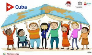 Educación para todos en Cuba