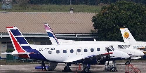 Sin lesionados incidente de aeronave de Cubana que cubría la ruta Gerona-La Habana