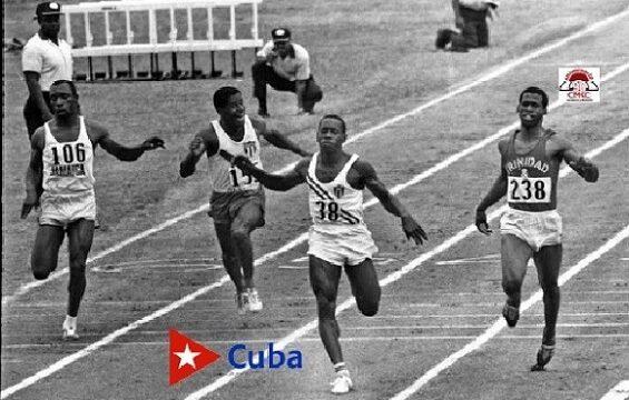 Luminaria del deporte santiaguero: Enrique Figuerola Camué, en el ranking en 100 y 200 metros