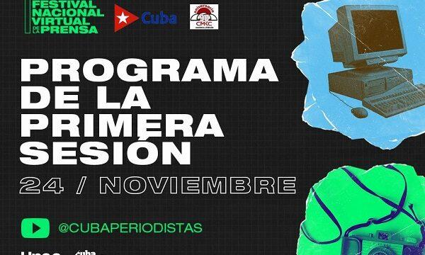 Festival Virtual de la Prensa Cubana 2020