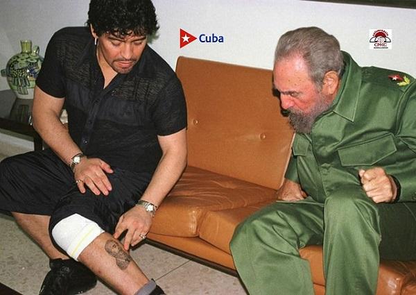 Adiós el Mejor Futbolista del Mundo: Diego Armando Maradona