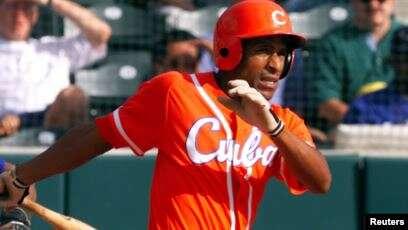 Luminarias del Deporte cubano: pelotero Luis Ulacia Álvarez