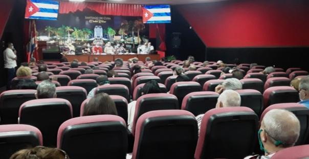 Efectuado en Santiago de Cuba Pleno del Comité Provincial del Partido