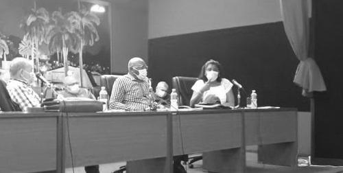 Salvador Valdés Mesa asiste al Consejo de Defensa Provincial en Santiago de Cuba