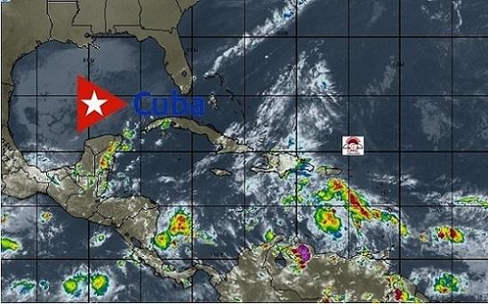 "Peligro: en el Caribe tormenta tropical ""Eta"" a 435 kilómetros de Jamaica"