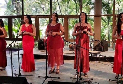 Vocal Vidas, una de las cinco agrupaciones de su tipo de la provincia Santiago de Cuba