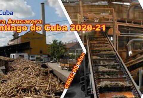 Santiago de Cuba con potencial para una mejor zafra azucarera 2020-21