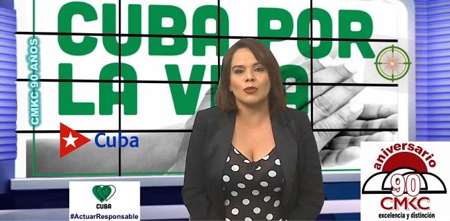 Parte diario de los casos de covid-19 en Santiago y Cuba en general