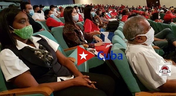 Consejo del Gobierno al pueblo de la provincia Santiago de Cuba en 2021