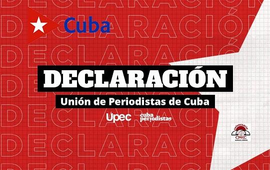 UPEC: Diálogo sí, chantaje jamás
