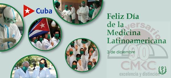 El 3 de diciembre, Día de la Medicina Latinoamricana