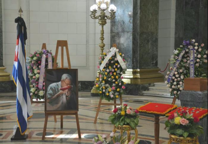 Cuba rinde merecido homenaje a Eusebio Leal