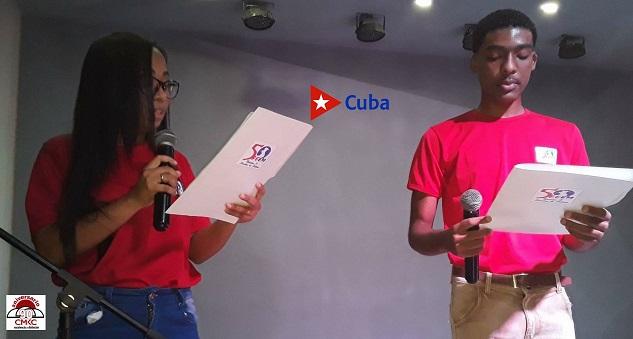 FEEM, Santiago de Cuba, 50 años, Unidad y Sueños, Federación de Estudiantes de la Enseñanza Media, jóvenes, cuba, unidad,