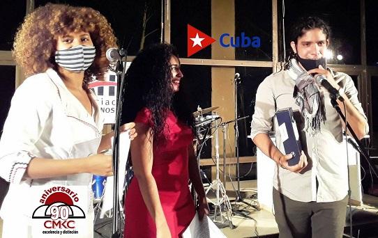 Premio al Joven Creador por la AHS de Santiago de Cuba 2020