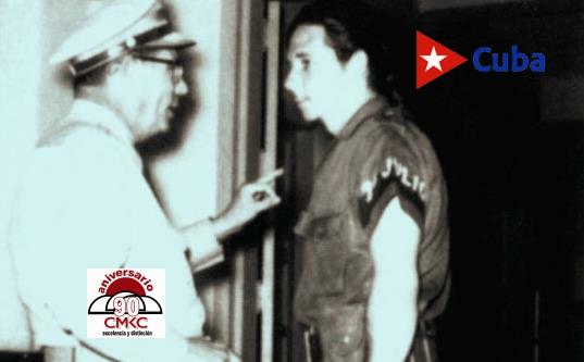 Raúl irrumpe en el Cuartel Moncada y se enfrenta a Rubido.