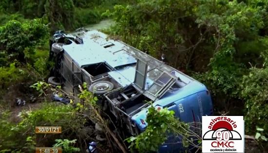 Varios fallecidos y heridos deja accidente de tránsito en Mayabeque