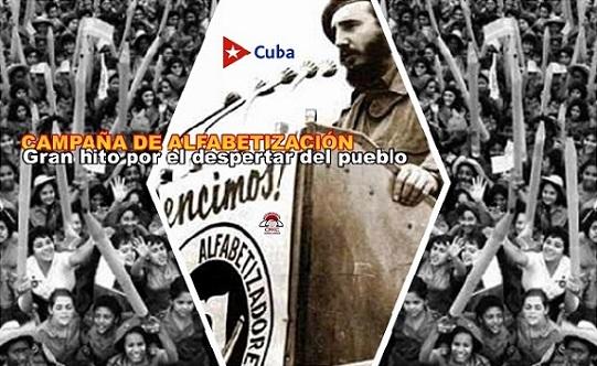 Santiago de Cuba en la Campaña de Alfabetización, Gran hito por el despertar del pueblo