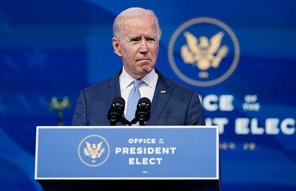 Esto no es disenso. Es desorden. Es caos. Limita con la sedición. Y debe terminar ahora, sostuvo Biden. Foto: Susan Walsh / AP