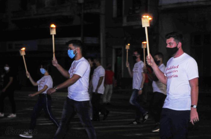 LA LUZ DEL APÓSTOL NO SE APAGA JAMÁS. La historia de Cuba es de victorias