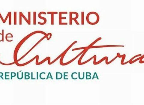 Ministerio de Cultura en rechazo al show mediático