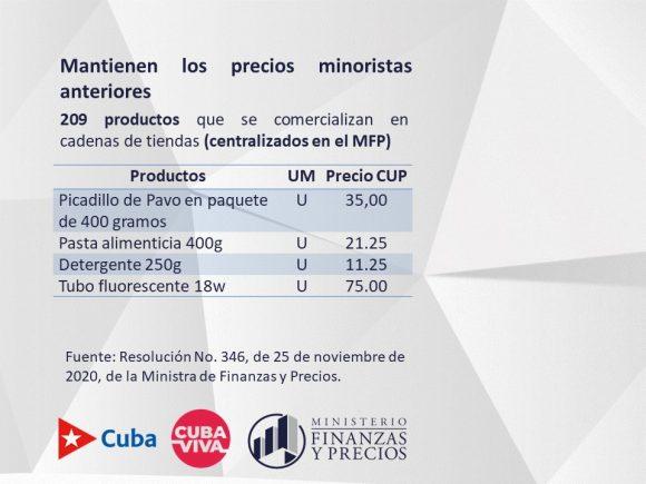 Ordenamiento monetario: Precisiones sobre los precios y adecuaciones