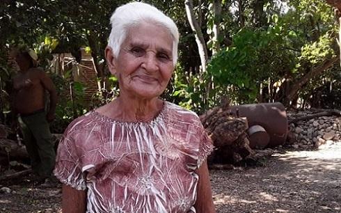 Ofelia Jerez, los campesinos en la Sierra un apoyo de los rebeldes