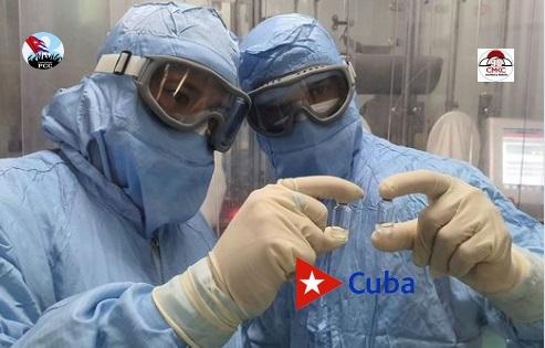 Ensayos y producción de vacunas cubanas contra la COVID-19 avanzan en paralelo